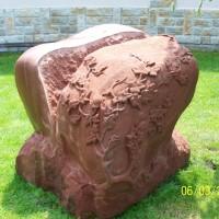 sochařina - pomník web